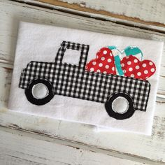 Excited to share the latest addition to my #etsy shop: Vintage Truck Valentine's Day Hearts Boy Bean Stitch Applique Embroidery Design 5x7 6x10 8x8 8x12 #loveapplique #heartdesign #cupidapplique #valentinesday #heartembroidery #heartapplique #loveembroidery