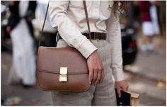 Pretty Celine box bag