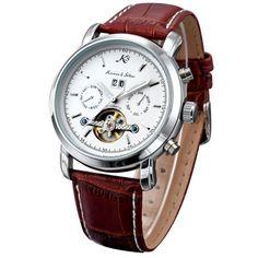 KS Tourbillon Automatic Mechanical Date White Dial Mens Sport Wrist Watch KS004 KS http://www.amazon.com/dp/B00C7NSYVK/ref=cm_sw_r_pi_dp_SD5Mtb1NT6MWBPZD