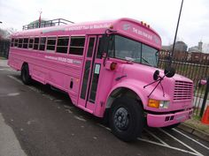 """""""The Big Pink Bus"""""""
