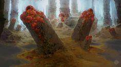 Land, Vadim Shchepilov on ArtStation at http://www.artstation.com/artwork/land-909fd155-5f8c-462b-8c38-e11352a2cd16