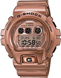 Men's Wrist Watches - Casio GSHOCK Crazy Gold Mens Watch GDX6900GD9JF Japan Import >>> You can get more details by clicking on the image.