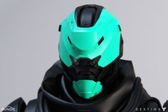 Destiny's Exos Look Very Nice