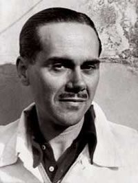 Luis Cernuda (September 21, 1902 – November 5, 1963)