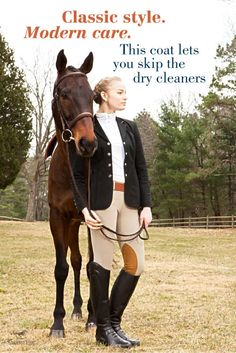 Equestrian+Fashion | Fall Fashion-Equestrian Style