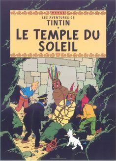 Poster Le Temple Du Soleil