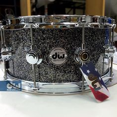 The Black Galaxy! #dwdrums #thedrummerschoice