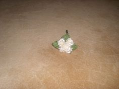 Buchet mic 5 trandafiri din material textil