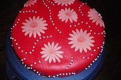 Erdbeer - Maracuja - Torte 1