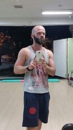 At the Gym - Rio de Janeiro, Brasil
