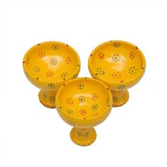 Dotty Terracotta Tea Light Holders (Set of 3) – Buy Online | Tea Light Holders | Home Decor