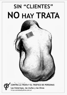 Con la trata no hay trato