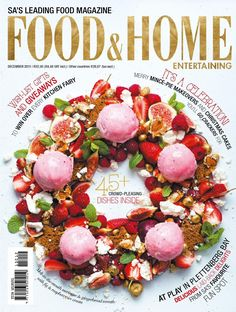 #ClippedOnIssuu from Food & home entertaining – december 2015