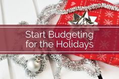 Now is the time! Follow these tips to saving.