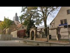 In the footsteps of Martin Luther   Nicely done video by Deutsche Welle