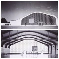 Marcel Breuer 1956 Litchfield High School – Litchfield, CT – with O'Connor & Kilham