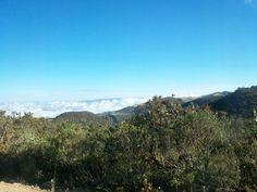 un amanecer en el paramo de Villapinzon, COLOMBIA