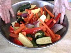 Roasted Vegetables Recipe