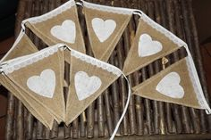 Bunting by Creative Love Bunting, Burlap, Reusable Tote Bags, Pastels, Creative, Pretty, Stuff To Buy, Color, Design