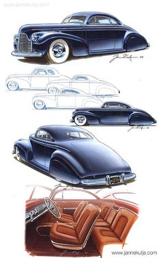 Buick_Coupe_1940 | Flickr - Photo Sharing!
