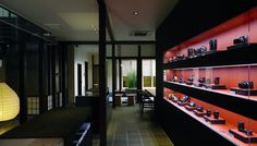 The Leica Store in Kyoto