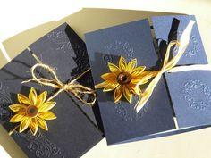 INSPIRAÇÃO: Casamento azul e amarelo | Casar é um barato - Blog de casamento