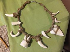 Maui's necklace (from Moana movie)