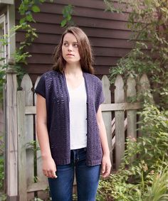 Ravelry: Project Gallery for Grenache pattern by Megan Goodacre