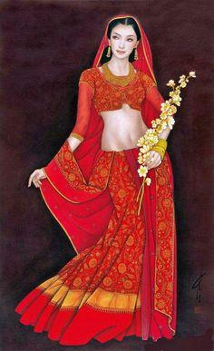 An Indian Art