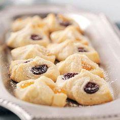 Ice Cream Kolachkes Recipe from Taste of Home -- shared by Diane Turner of Brunswick, Ohio