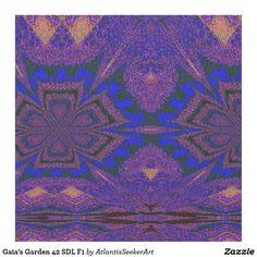 Gaia's Garden 42 SDL F1 Fabric