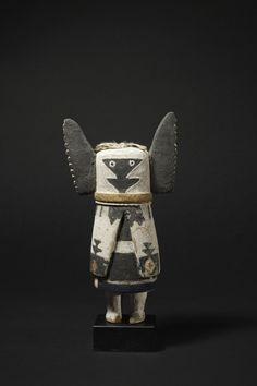 Crow Mother Kachina Doll | Galerie Flak