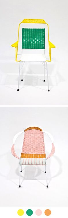 Marni Chairs on Color Collective