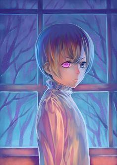 "hhhugme: "" Posted with permission Artist:HaNeRu "" Otaku Anime, Anime Manga, Anime Guys, Anime Art, Black Butler Ciel, Black Butler Kuroshitsuji, Ciel Phantomhive, Sebaciel, Cute Art"