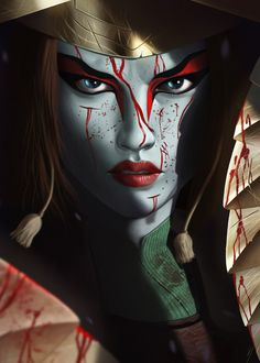 Suki by ~TeaInK Looks like Kyoshi to me but whatever