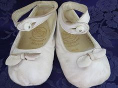French  leather baby shoes by Baby Botte Berceau