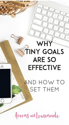 You need to stop stressing about your big life goals and start focusing on the…