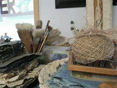 Finishing Studio at Liberty Paper