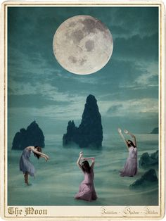 Moonchild Tarot - - If you love Tarot, visit me at www.WhiteRabbitTarot.com