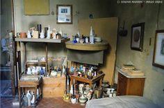 L'atelier de Giorgio Morandi
