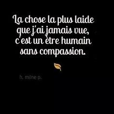 L'être humain