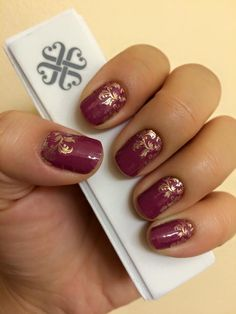 Swept Away Jamberry Nail Wraps! Check them out at MarySeto.JamberryNails.net!