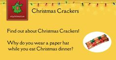 How the Tradition of Christmas Crackers started and their place and connection to Christmas.