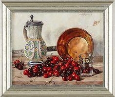 Auktion | Oswald Eichinger oljemålning | Stockholms Auktionsverk Online | 303474 Stockholm, Smartphone, Painting, Auction, Art, Painting Art, Paintings, Drawings