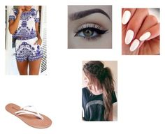 """""""Untitled #55"""" by angiebruhh on Polyvore"""