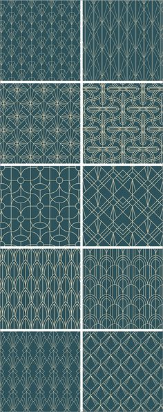 Doodle Patterns, Textile Patterns, Embroidery Patterns, Japanese Taste, Japanese Design, Art Deco, Art Nouveau, Digital Paper Free, Flower Doodles