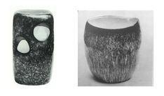 Wyjątkowe polskie projektantki XX wieku. Hanna Orthwein - Minerva Polish, Vase, Design, Home Decor, Vitreous Enamel, Decoration Home, Room Decor, Vases