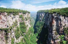 Áreas de preservação Ambiental no estado de Santa Catarina - SC