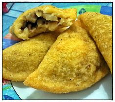Life & Vegan stuff: Pastel de farinha de milho ~