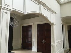 Magic Trim Carpentry provides finish carpentry and millwork services for residential and commercial properties in the Greater Toronto Area. Finish Carpentry, Greater Toronto Area, Arches, Design, Bows, Design Comics, Arch